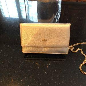 Ralph Lauren gold purse